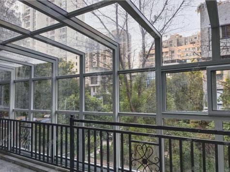 别墅露台可以封成阳光房吗?